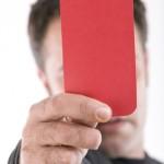 Sanction et carton rouge si absence de certificat PEB