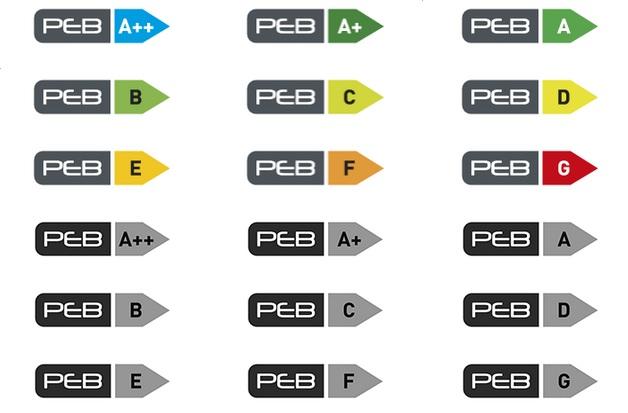logo certificat PEB