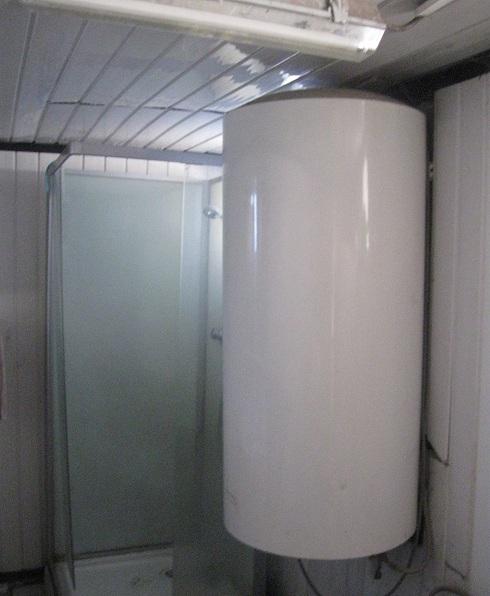 Boiler électrique pour unc ertificat PEB